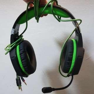 Alcatroz RGB Gaming Headset