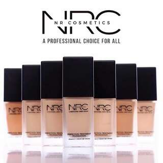 (READY STOCK) Nuex Rosli Cosmetic Perfection Treatment Foundation