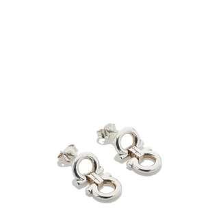 Brand new Ferragamo earrings (double gacio)