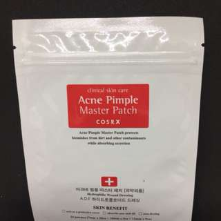 Cosxr - Acne Pimple Master Patch - Pack Of 24