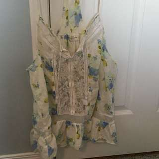 Abercrombie and Fitch top, size small