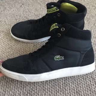 Lacoste Mens Sneakers