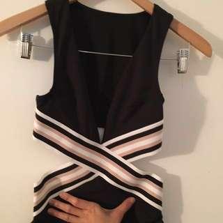 H&M Bodysuit size 4