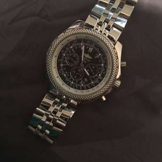 Not authentic Breitling. Good condition. $100 OBO