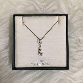 Necklace in gift box