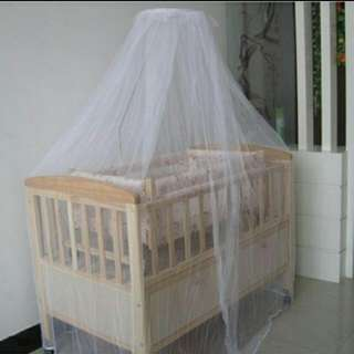 Clearance Sale! Pink Canopy Mosquito Net