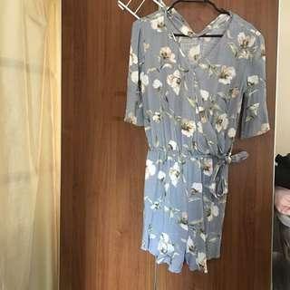 New Flower Dress