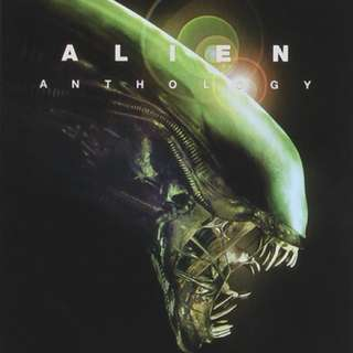 Alien Collection Blu Ray (6 Disc) Box set