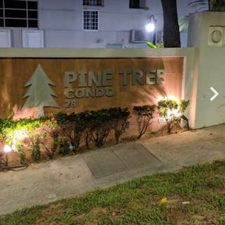 Rental at PineTree Condominium 3 bedroom at $3k only
