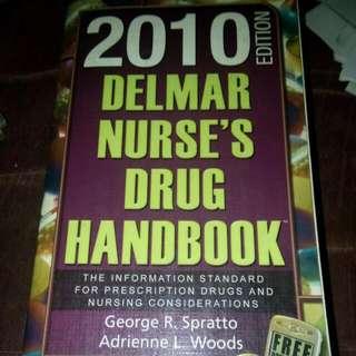 Delmar's Nurse Drug hand Book