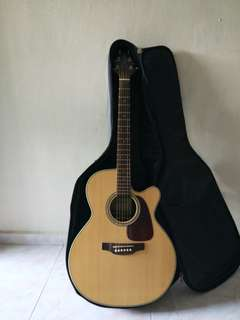 Takamine D series ED5NC-NAT Acoustic Guitar