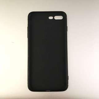 iPhone 7 Plus 黑色 phone case 電話殻 包郵