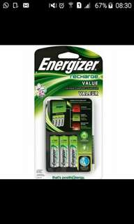 Energizer Charger Batteries