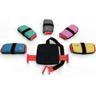 (Ready Stock, Authentic, BNIB) mifold Grab-and-Go Booster Seat