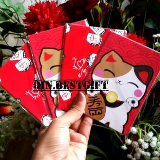 27 Lucky Cat & I Love Mahjong Notebook   [Cny Sale]