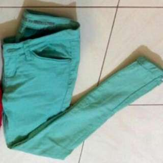 Brand Outlet Tiffany Blue Pant