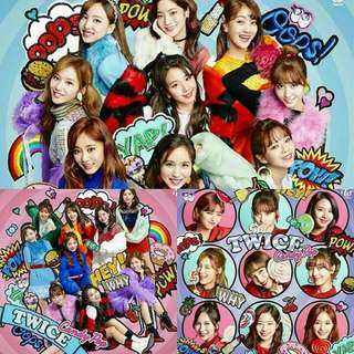 TWICE - Candy Pop (Japanese Release)