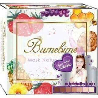 💯% Authentic Bumebime whitening Soap 🇹🇭