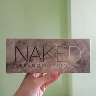 Urban Decay Naked Palette Smoky
