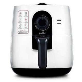 3L 1500W Air Fryer White