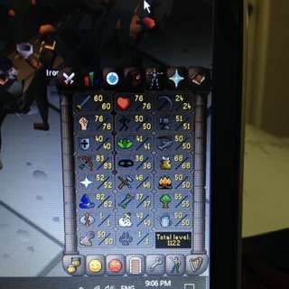 OSRS Account (Offer)
