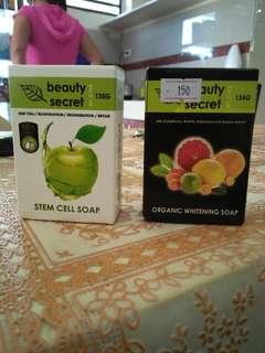 Beauty Secret Soap