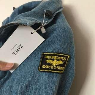 Size 10-12 Denim jacket