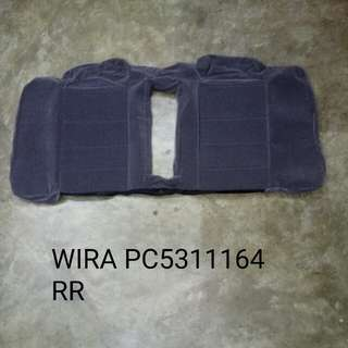 PROTON WIRA REAR BACK SEAT COVER GENUINE PART