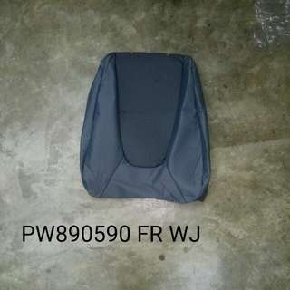 PROTON WAJA FRONT BACK SEAT COVER LH GENUINE PART