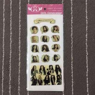 [UNOFFICIAL] Girls Generation 3D Sticker