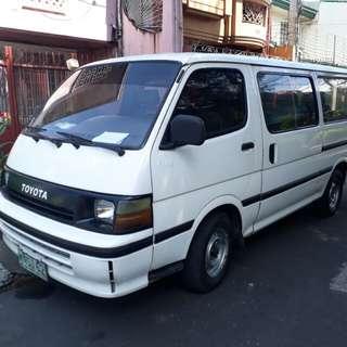 1992 Toyota Hi Ace 2.0 Gas