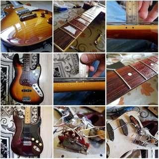 Guitar Repair & Servicing