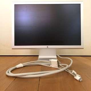"""Apple Cinema Display 20"""" DVI"""