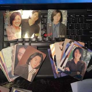 鄭伊健 yes card (29白,9熨金,2閃,1夜光)
