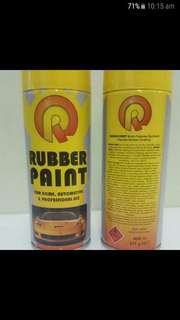 Spray dip / Rubber paint