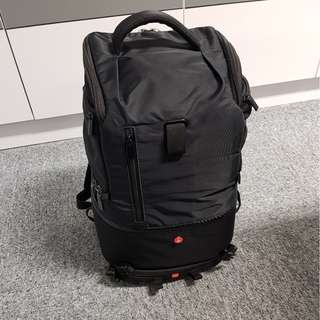 Advanced Camera and Laptop Backpack Tri M for DSLR