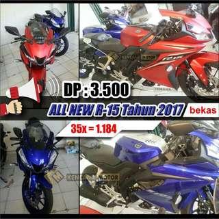 all new r 15 tahun 2017