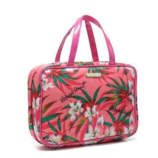 Victoria's Secret hanging Travel toiletry bag