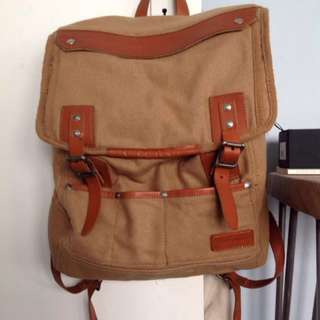 Status Anxiety backpack