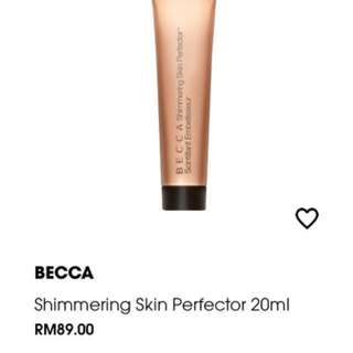 BECCA Shimmering Skin Perfector(OPAL)