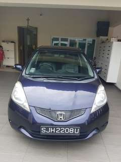 Honda Fit For Rent