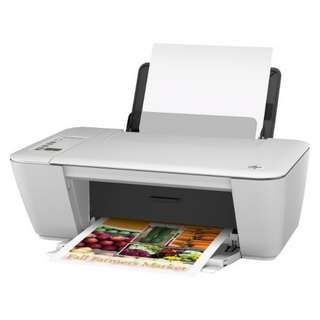HP Deskjet 2540 All-in-One Printer (no cable)