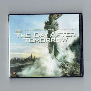 The day after tomorrow (2004) VCD