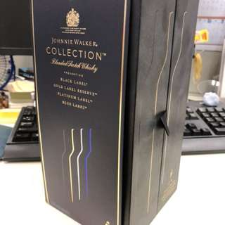 Whisky - Johnny Walker COLLECTION