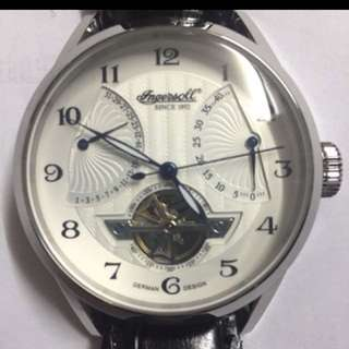 英索蘭 (Ingersoll) IN6901SL Stetson Automatiki 44mm男士手錶