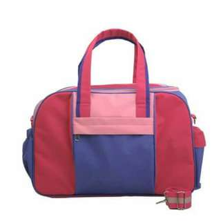 TBB/Travel Baby Bag Magenta
