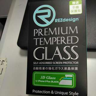 ###  rezdesign apple iphone 8 plus  iphone 8 手機套 和 玻璃貼