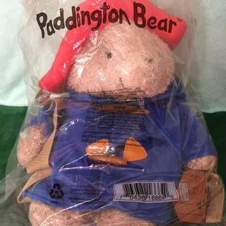 Rare Paddington Bear Bag