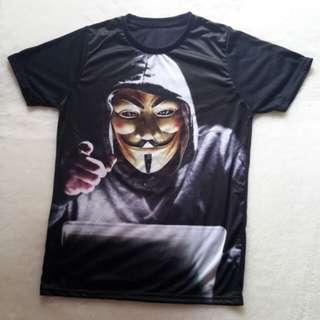 Umakuka 3D print tees (anonymous) Reprice