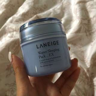 Laneige Water Sleeping Mask 80ML